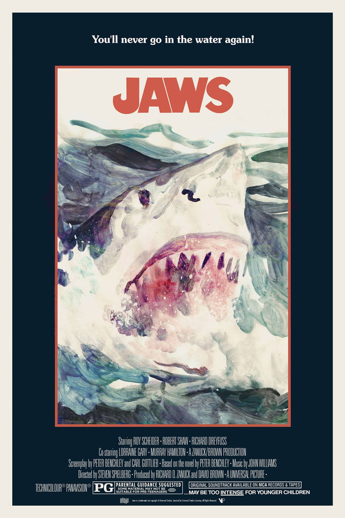 JAWS by Tony Stella & HALLOWEEN by Andrew Swainson - On Sale
