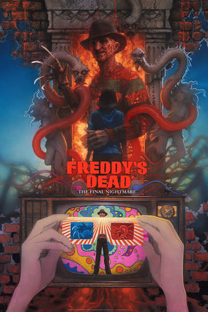 "Matthew Peak ""Freddy's Dead: The Final Nightmare"""