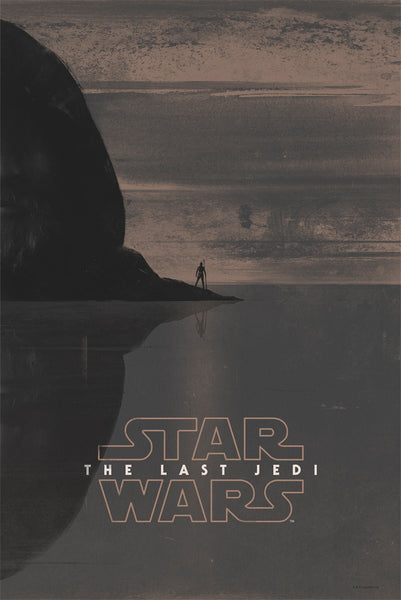 "Patrik Svensson ""Star Wars: The Last Jedi"" Variant"