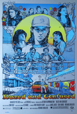 "David Welker ""Dazed and Confused"" Foil"