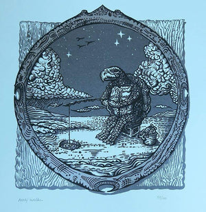 "David Welker & ANNA ""Ice Fishing"""