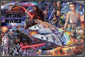 "Ise Ananphada's ""Star Wars: The Force Awakens"" Regular"
