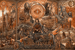 "Ise Ananphada ""The Lord of the Rings: The Two Towers"" Variant"