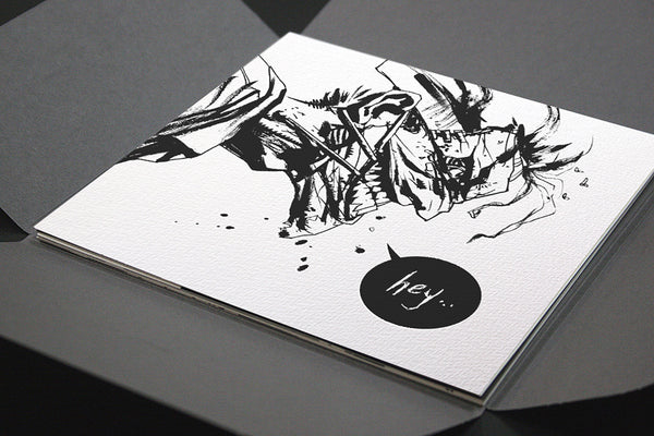"Jock ""The Joker"" Letterpress Set"