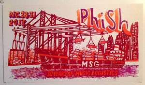 Phish MSG 30th Anniversary NYE 2013 - A