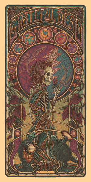 "Luke Martin ""Grateful Dead"" Variant"