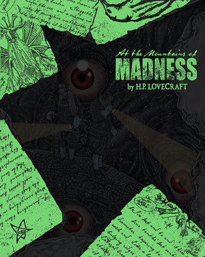 "Timothy Pittides ""At the Mountains of Madness"""