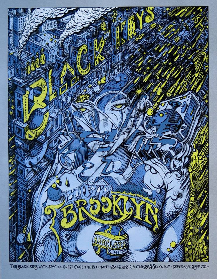 "David Welker ""Black Keys"" Night One"