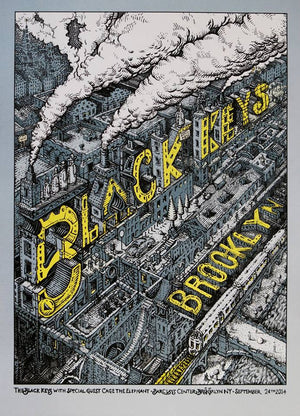 "David Welker ""Black Keys"" Night Two"