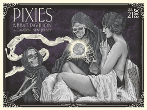 "Timothy Pittides ""Pixies - Camden, NJ"" Artist Edition"