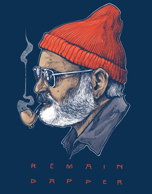 "Zach Landrum ""Zissou"""