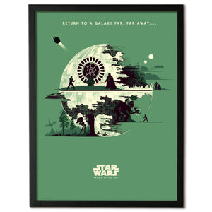 "Matt Ferguson ""Return of the Jedi: Meet Your Destiny"" Timed Edition + FREE PIN!"