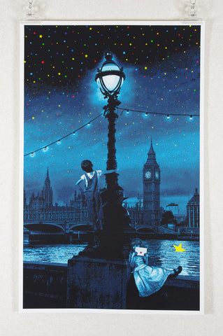"Roamcouch ""When You Wish Upon A Star - London"""