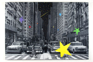 "Roamcouch ""When You Wish Upon A Star - NY"" Mono"