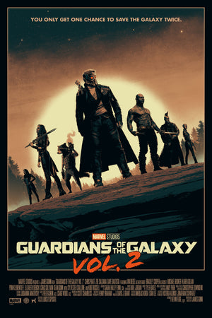 "Matt Ferguson ""Guardians of the Galaxy Vol. 2"" Variant"