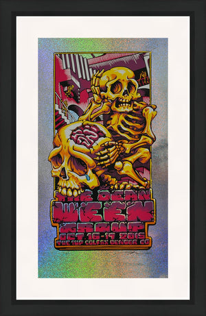 "AJ Masthay ""The Dean Ween Group"" Sparke Foil"
