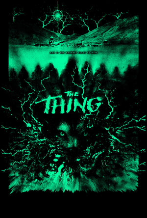 "Matthew Peak ""The Thing"" Variant AP"