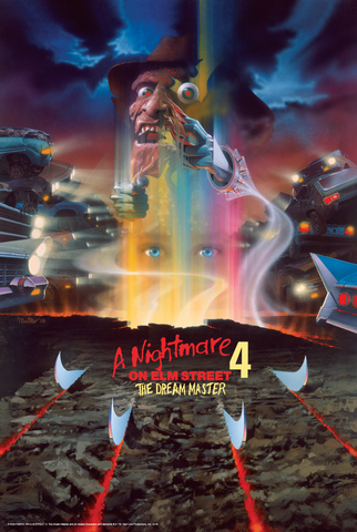 "Matthew Peak ""A Nightmare on Elm Street 4: The Dream Master"""