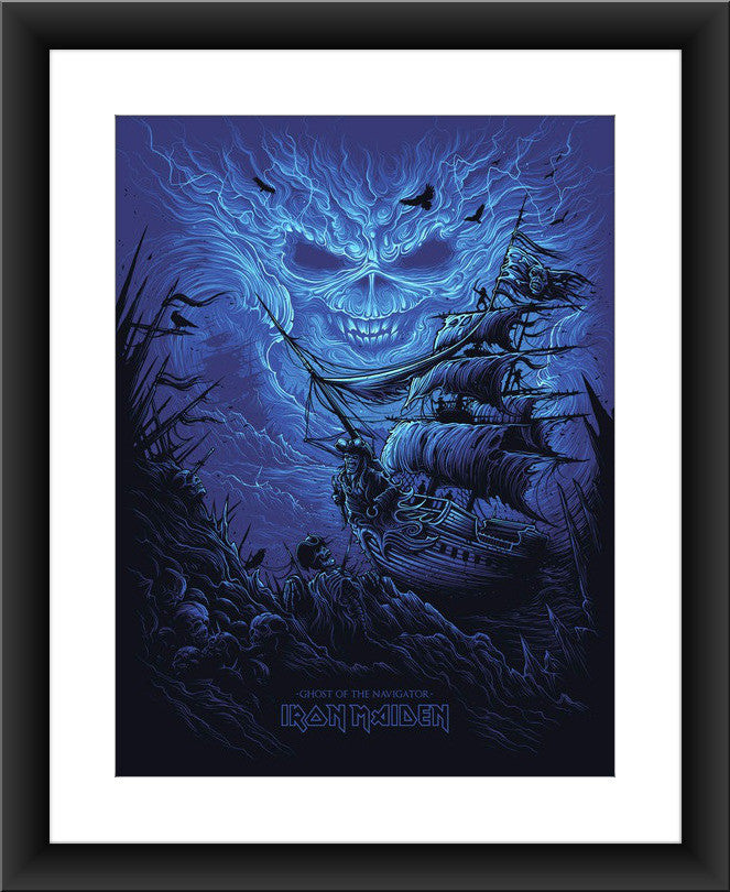 "Dan Mumford ""Ghost of the Navigator"" (Variant)"
