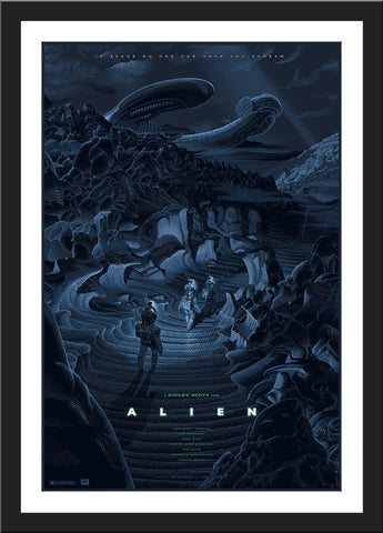 "Laurent Durieux ""ALIEN"""