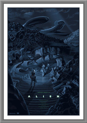 "Laurent Durieux ""ALIEN"" Metal Edition"