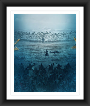 "Andy Fairhurst ""Battle of the Bastards"""