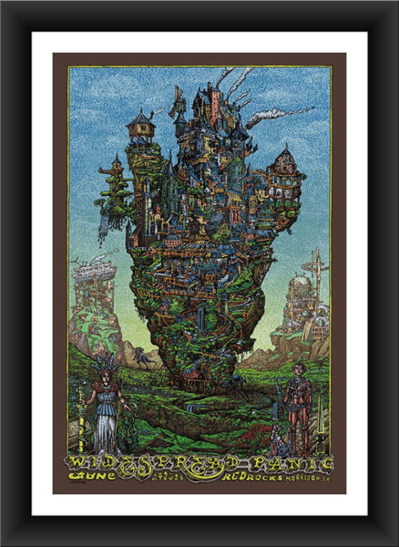 "David Welker ""Widespread Panic - Red Rocks"""