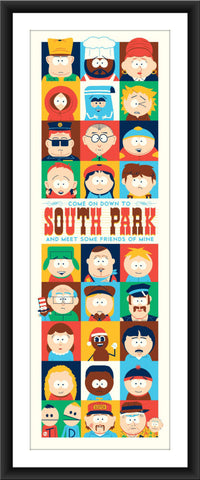 "Dave Perillo ""Come On Down To South Park And Meet Some Friends Of Mine"""