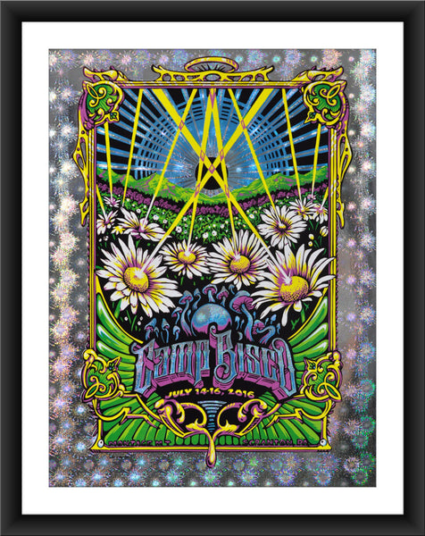 "AJ Masthay ""Camp Bisco - Montage Mountain"" Blast Foil"