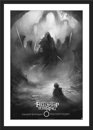 "Karl Fitzgerald ""The Fellowship of the Ring"" Variant"