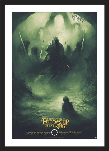 "Karl Fitzgerald ""The Fellowship of the Ring"""