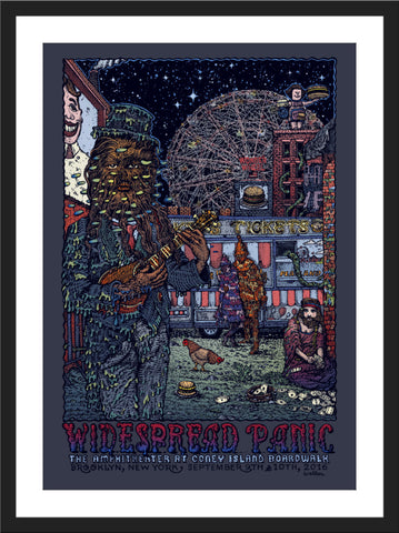 "David Welker ""WSP - Coney Island"""