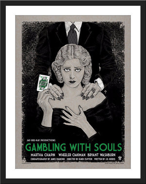 "Timothy Pittides ""Gambling with Souls"" Timed Edition"
