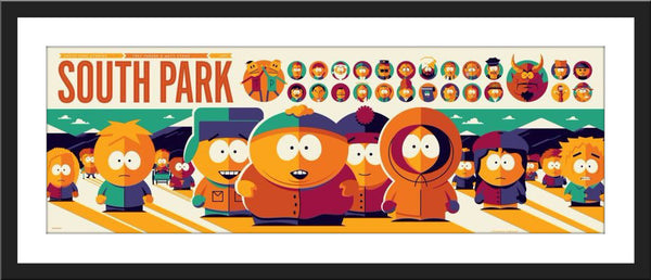 "Tom Whalen ""South Park"" Regular"
