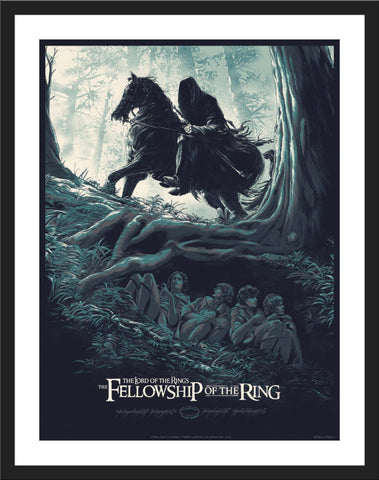 "Juan Esteban Rodriguez ""LOTR: The Fellowship of the Ring"" Charity Signed Edition"