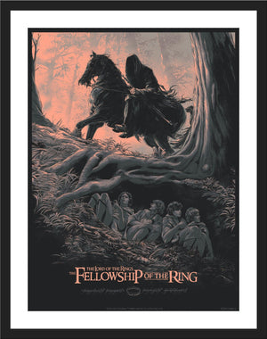 "Juan Esteban Rodriguez ""LOTR: The Fellowship of the Ring"" Variant - Charity Signed Edition"