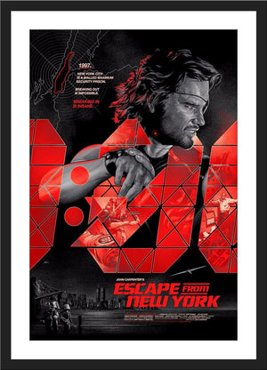 "Martin Ansin ""Escape from New York"" Variant"
