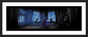 "Mark Englert ""shall we dance?"" Variant"
