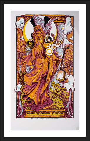 "AJ Masthay ""Widespread Panic - Minneapolis"" AE"