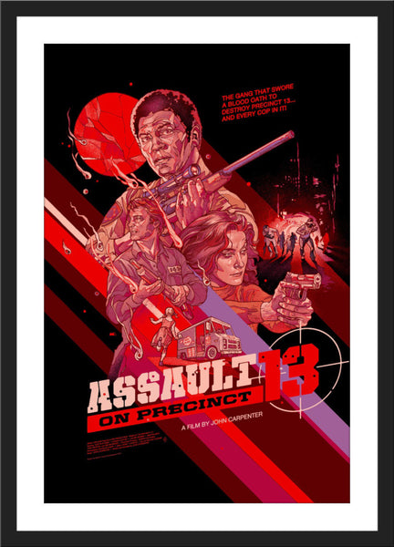 "Martin Ansin ""Assault on Precinct 13"""