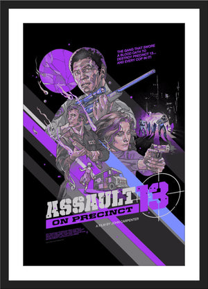 "Martin Ansin ""Assault on Precinct 13"" Variant"