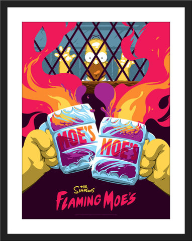 "Florey ""Flaming Moe's"""