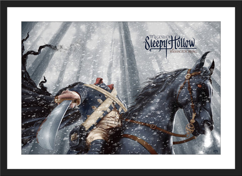 "Mike Saputo ""The Legend of Sleepy Hollow"""