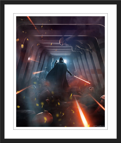 "Andy Fairhurst ""Power of the Dark Side"""