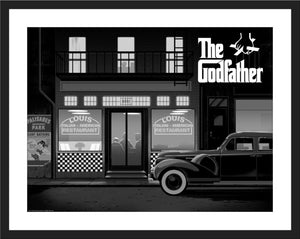 "George Bletsis ""The Godfather"" Variant"
