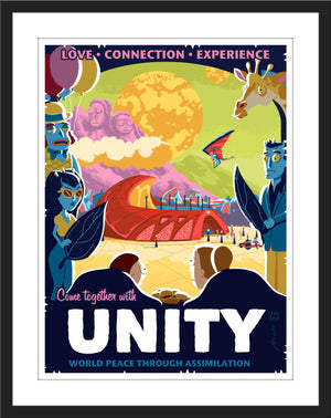 "Brian Miller ""Come Together With Unity"""
