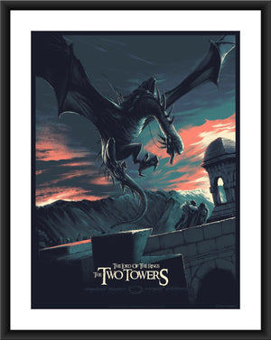 "Juan Esteban Rodriguez ""The Two Towers"""
