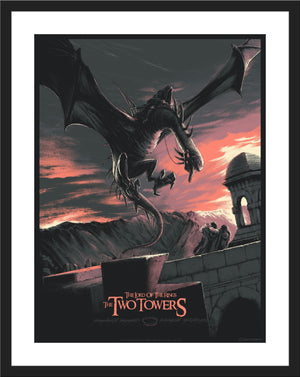 "Juan Esteban Rodriguez ""The Two Towers"" Variant"