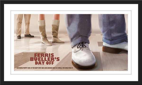 "Andy Fairhurst ""Ferris Bueller's Day Off"""