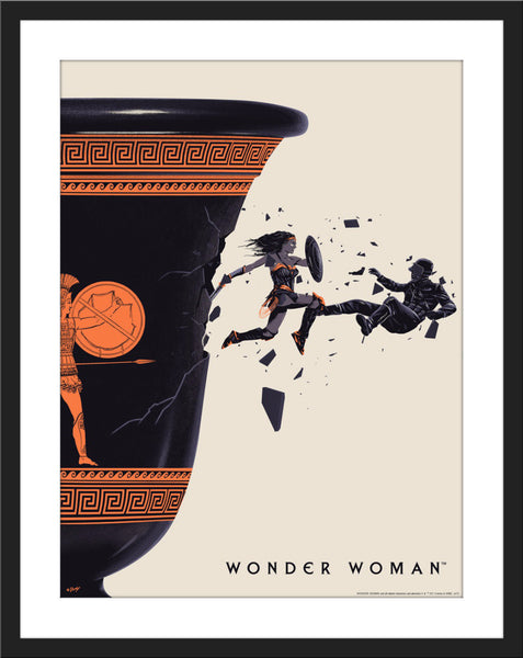 "Doaly ""Wonder Woman"" Timed-Edition"